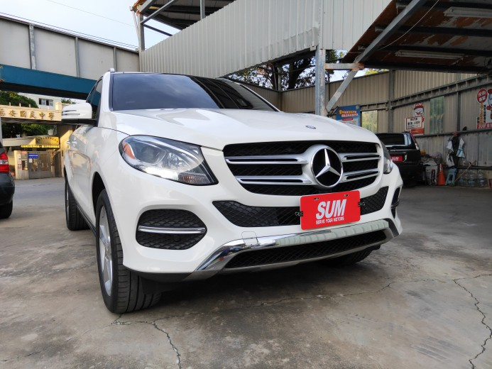 2015 M-Benz 賓士 Gle coupe