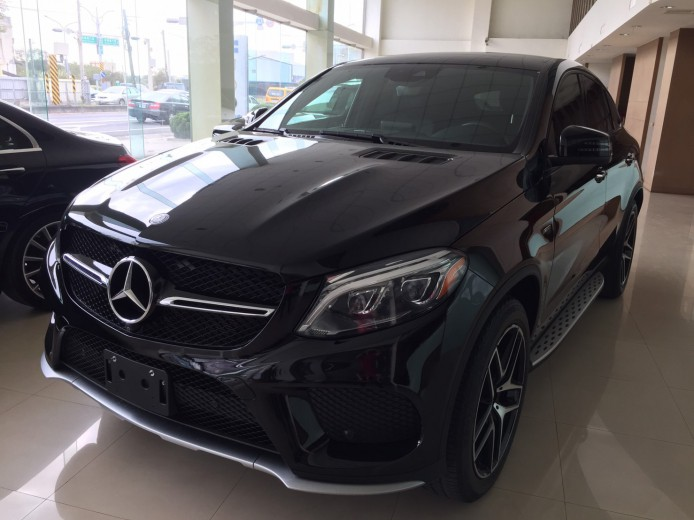2016 M-Benz 賓士 Gle coupe