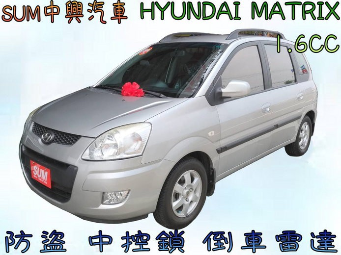 2010 Hyundai Matrix