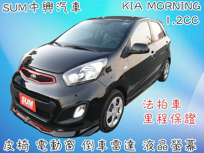 2015 Kia Morning