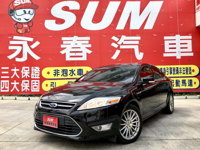 2012 Ford 福特 Mondeo