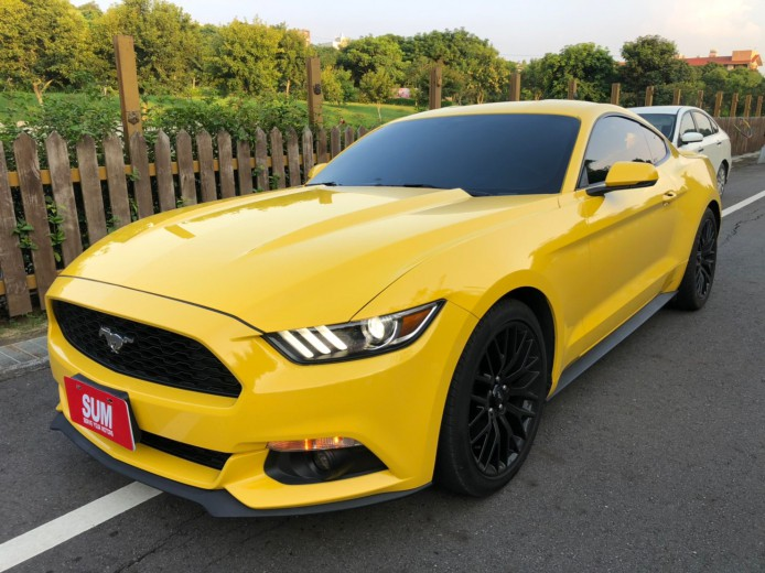 2016 Ford 福特 Mustang