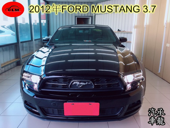 2012 Ford 福特 Mustang