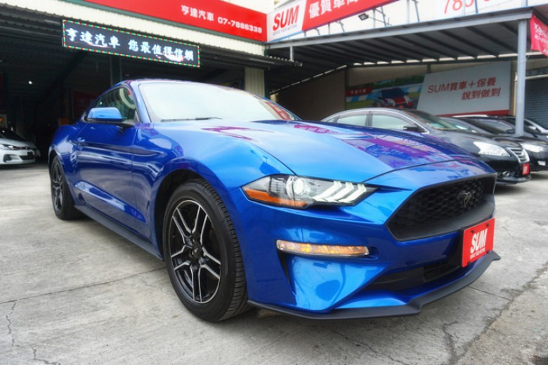2018 Ford 福特 Mustang