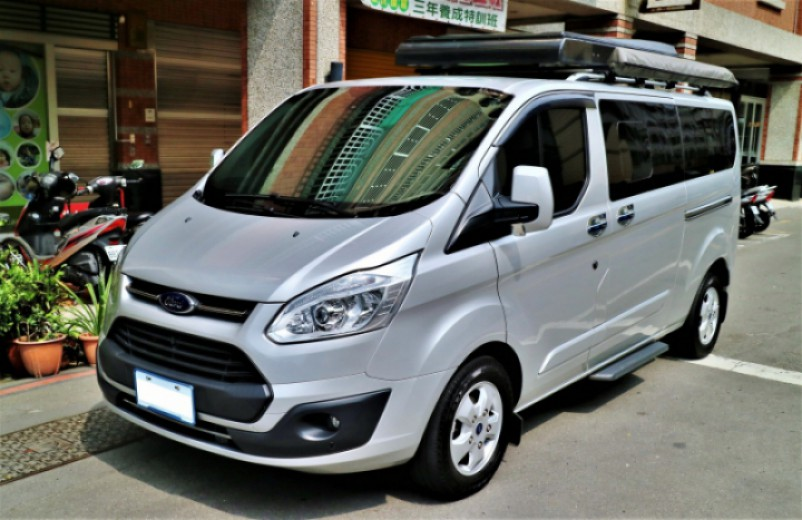 2017 Ford 福特 Tourneo custom