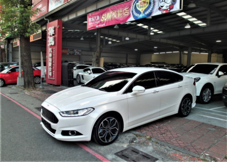 2016 Ford 福特 Mondeo