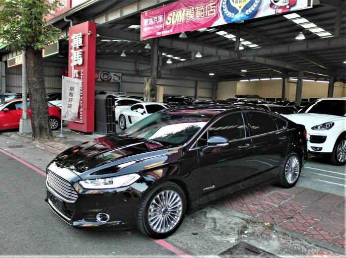 2017 Ford 福特 Mondeo