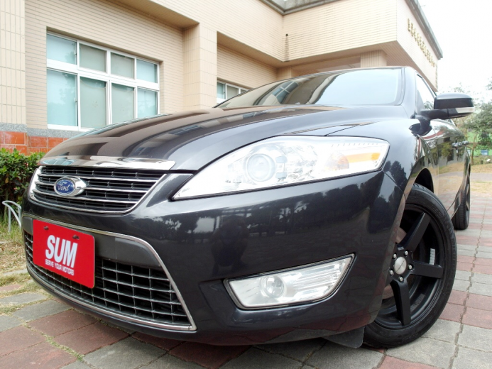 2011 Ford 福特 Mondeo