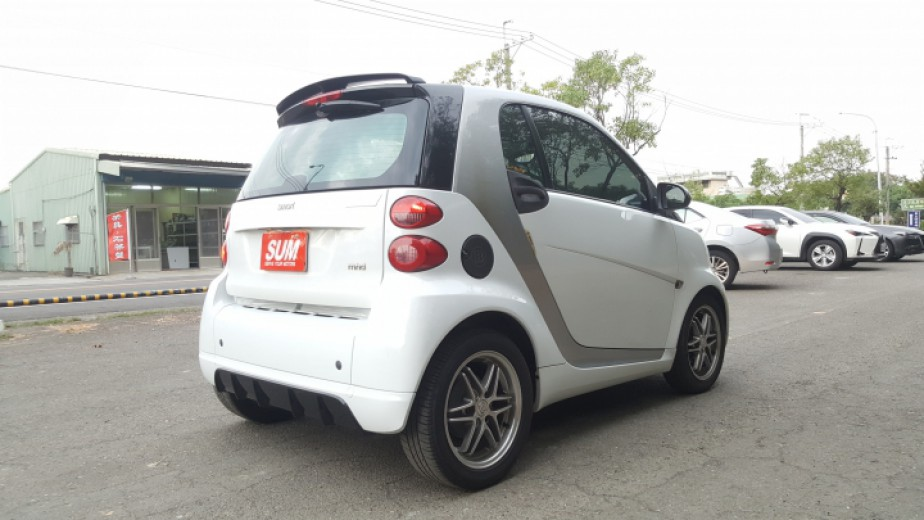 SMART FORTWO COUPE 33.8萬 2011 臺南市二手中古車
