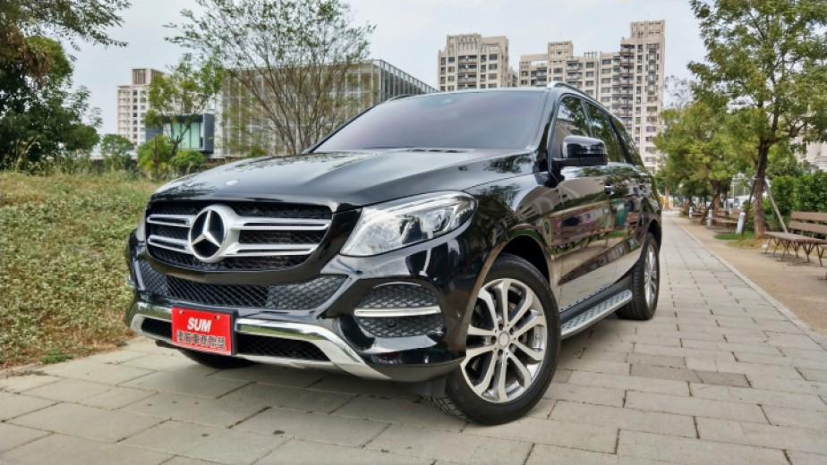 2016 M-benz Gle coupe