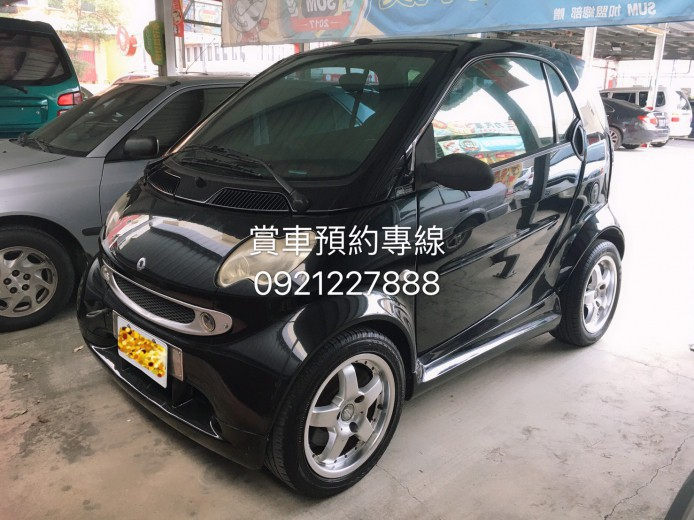 2003 Smart Fortwo