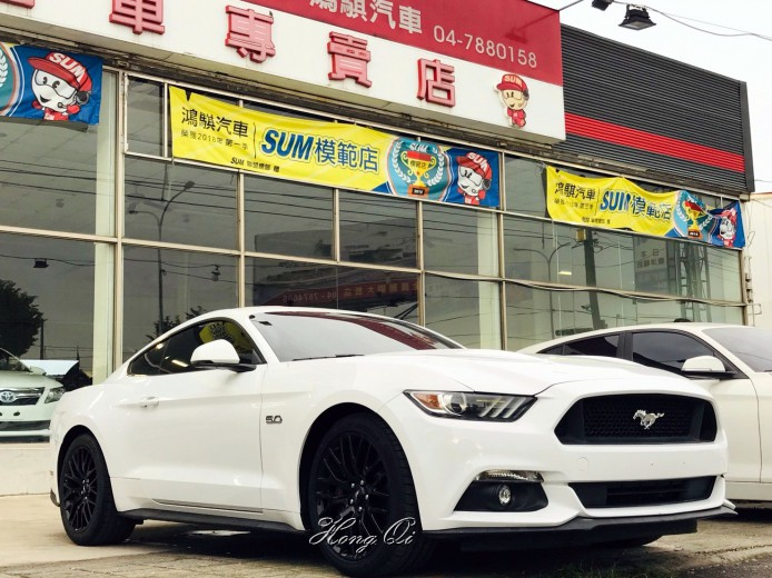 2015 Ford 福特 Mustang