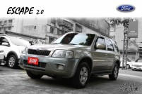 FORD ESCAPE 7.8萬 2004 臺北市二手中古車