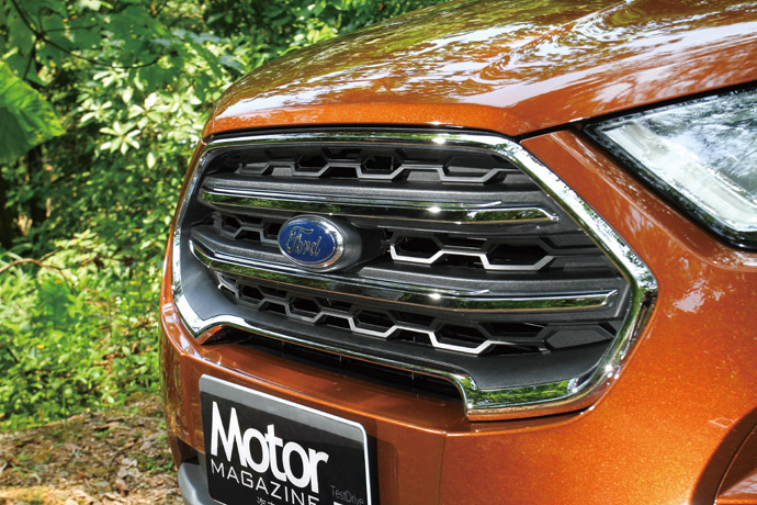 Ford EcoSport EcoBoost
